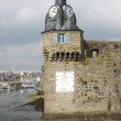 Frankreich Bretagne Concarneau — Stock Photo