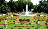 Germany Cologne spring park — Stock Photo