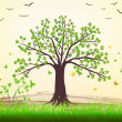 Royalty-Free Stock Vector Image: Tree vector