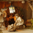 Nativity scene — Stock Photo #2308726