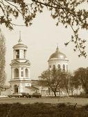 Pokrovsk cathedral. Voronezh. — Stock Photo