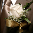 Buttonhole — Stock Photo