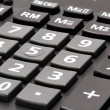 Keyboard of calculator close-up — Stock Photo #2299228