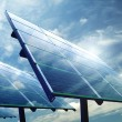 Photovoltaic - Stockfoto