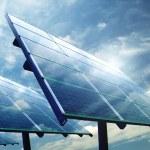 fotovoltaïsche — Stockfoto