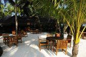 在海滩酒吧 — 图库照片