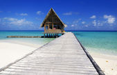 Maldives — Stockfoto