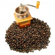 Coffee grinder — Stock fotografie