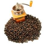 Coffee grinder — Stock Photo