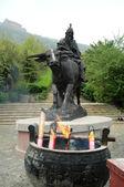 Chinese statue — Stock Photo