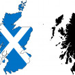 Scotland — Stockvectorbeeld