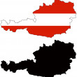 Stock Vector: Austria