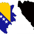 Stock Vector: Bosnia