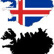 Royalty-Free Stock Vector Image: Iceland