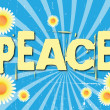 Peace — Stock Photo #2316830