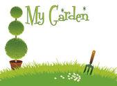 My Garden — Stock Photo