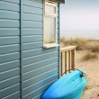 Royalty-Free Stock Photo: Beach Hut