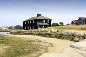 Black House — Stock Photo