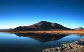 Landscape of Bolivia — Stock Photo