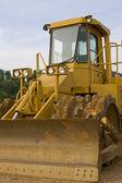Soil compactor — Stock Photo