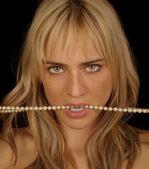 Female model — Stock Photo