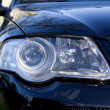 Headlight of the car — Stock Photo #2318700