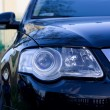 Headlight of the car — Stock Photo #2318719
