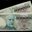 Five hundred thousand zloty - Stock Photo