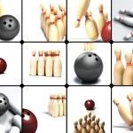 bowling — Stock fotografie