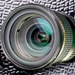 Stock Photo: Photo objective