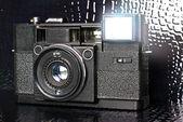 Film kamera — Stok fotoğraf