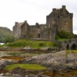 Ancient scottish castle - Foto Stock