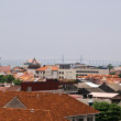 City roofs - Foto Stock