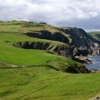 Stock Photo: Coastal cliffs