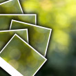 Green bokeh 2 — Stock Photo