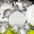Xmas decoration ornaments — Stok Fotoğraf #2374352