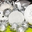 Xmas decoration ornaments — Stockfoto #2374352