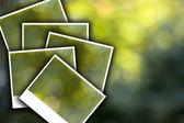 Zelená bokeh 2 — Stock fotografie