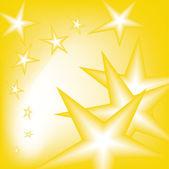 Estrelas cadentes — Vetor de Stock