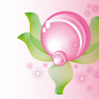Royalty-Free Stock Vector Image: Spring sphere