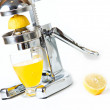 Lemon fruit natural juice utility — Foto Stock