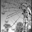 Foto Stock: Big wheel