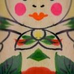 Babushka doll detail — Stock Photo #2342688