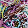 Royalty-Free Stock Photo: Mix of colorful bracelets