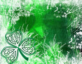 St Patrick´s day background — Stock Photo
