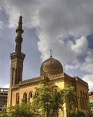 カイロのモスク — ストック写真