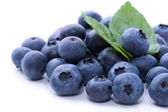 Tasty blueberries — Stock Photo