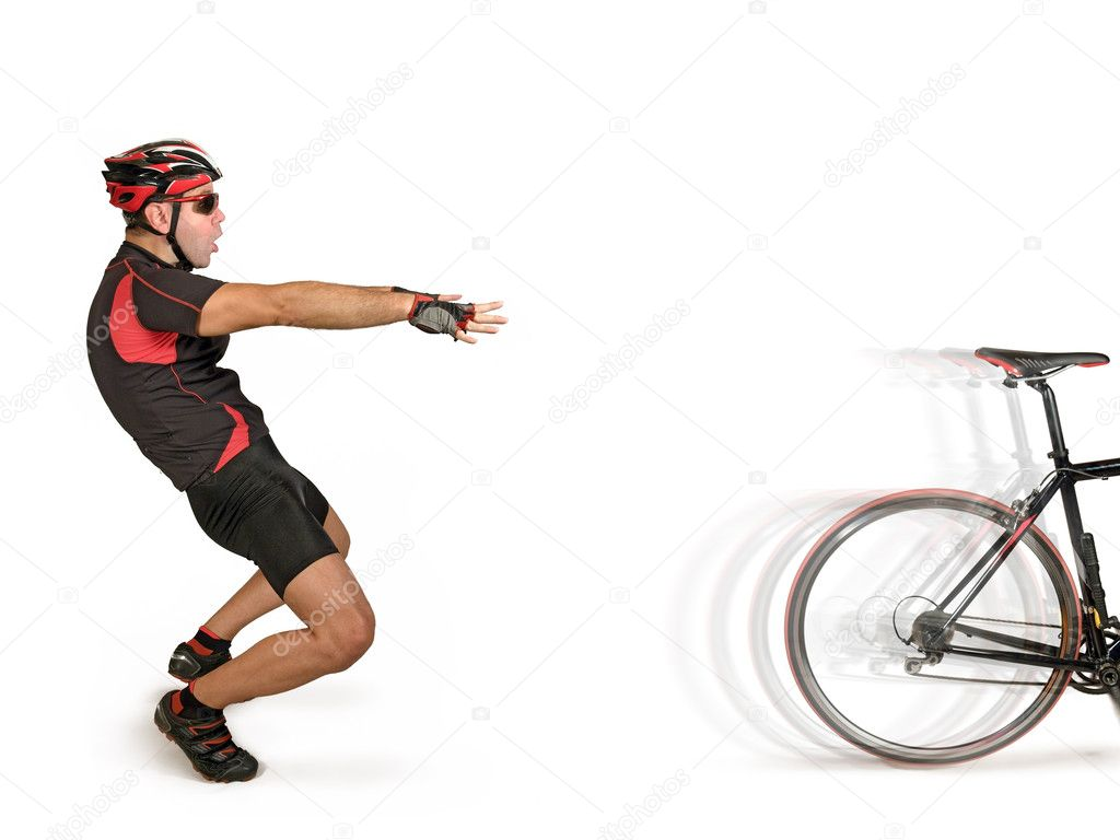 Bicycle desertion — Stock Photo #2556227