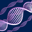 Generic DNA Helix — Stock Photo