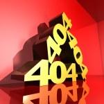 404 — Stock Photo